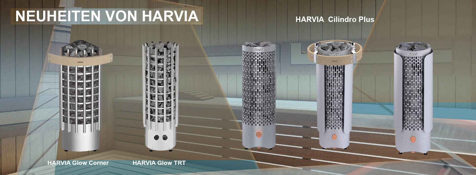 Sauna Heaters